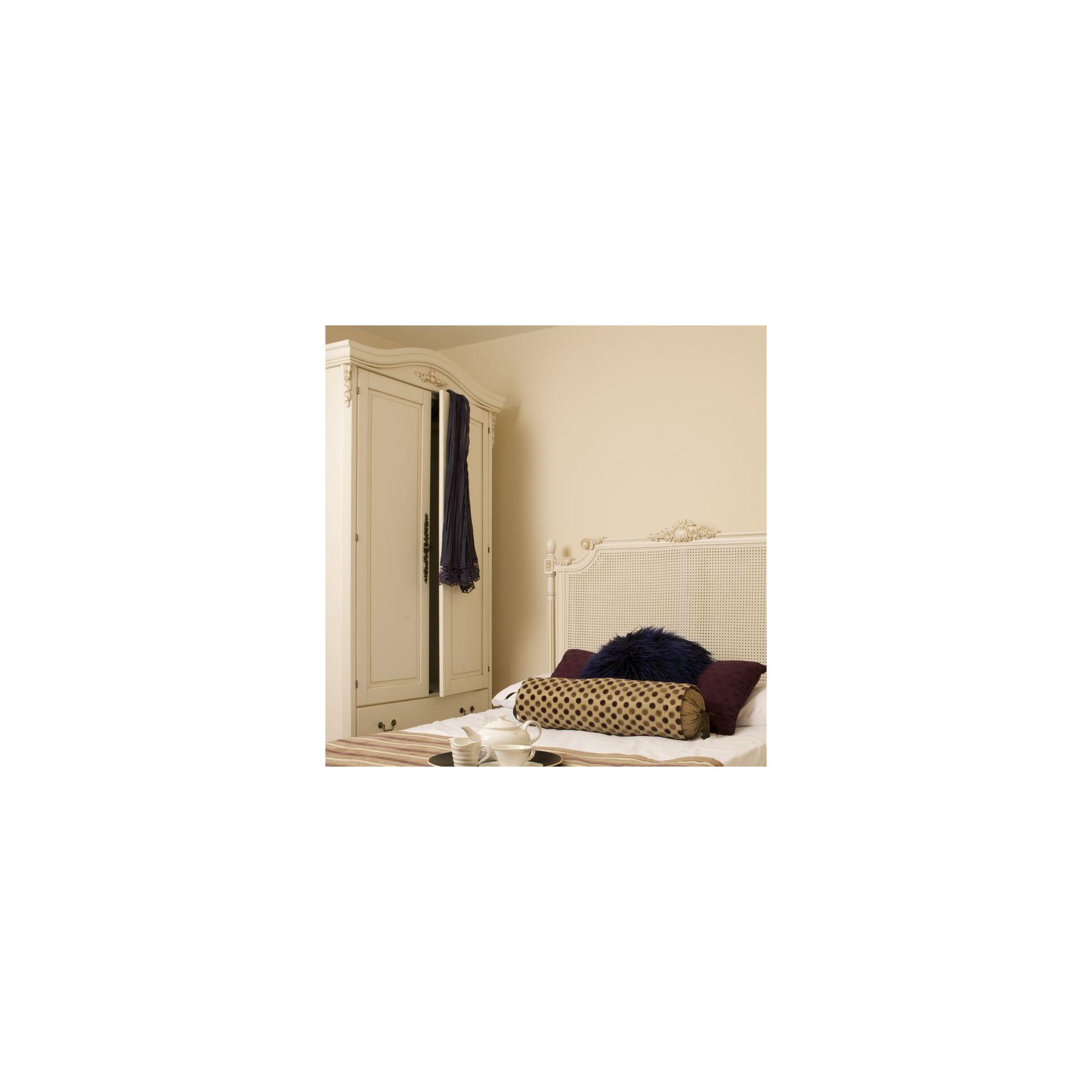 Kelburn Furniture Laurent 2 Door 2 Drawer Wardrobe at Tesco Direct