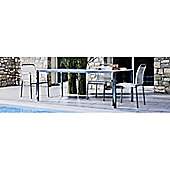 Varaschin Marine Table Mario Mazzer - Black - HPL