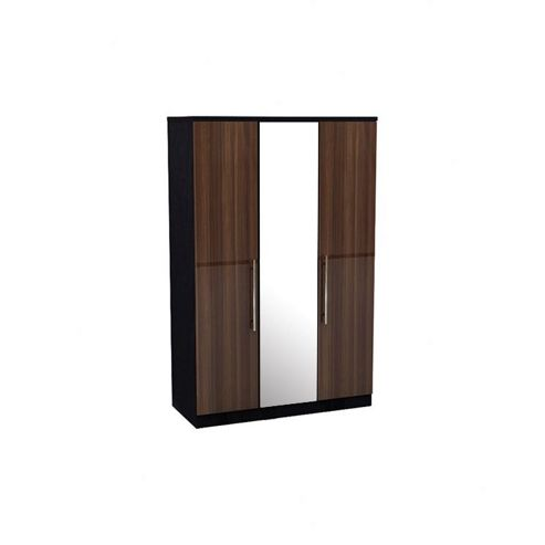 GFW Wyoming 3 Door Wardrobe