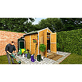 BillyOh 4000 6 x 6 Windowless Tongue & Groove Apex Shed