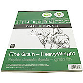 Daler Eco Pad Fine Grain Heavy Weight Pad A3 200g