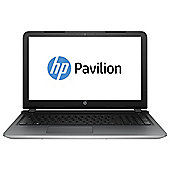 "HP Pavilion 15-ab105na 15.6"" AMD A8 12GB RAM 2TB HDD Silver Laptop"