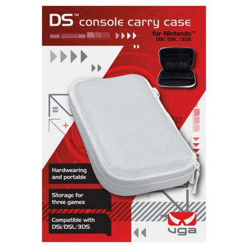 3DS Carry Case - White