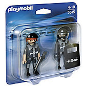Playmobil Police Duo Pack