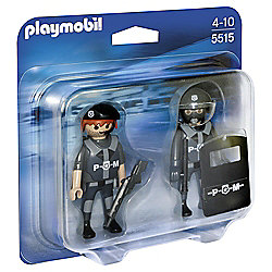Playmobil 5515 City Action Police Team Duo Pack