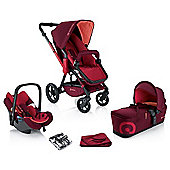 Concord Wanderer Mobility Set (Lava Red)