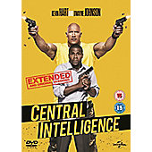 Central Intelligence DVD