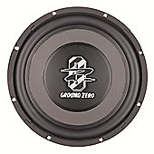 Ground Zero Titanium 25TX Subwoofer