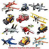 Disney's Planes Mega Value Pack (4 Random Disney Planes Supplied No Duplicates)