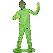 Child Saving Private Morph Costume Medium