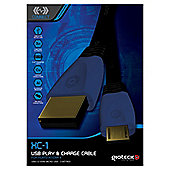 XC-1 USB Play & Charge Cable For PS4
