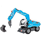 Road Loader Vehicle With Light and Sound Effects