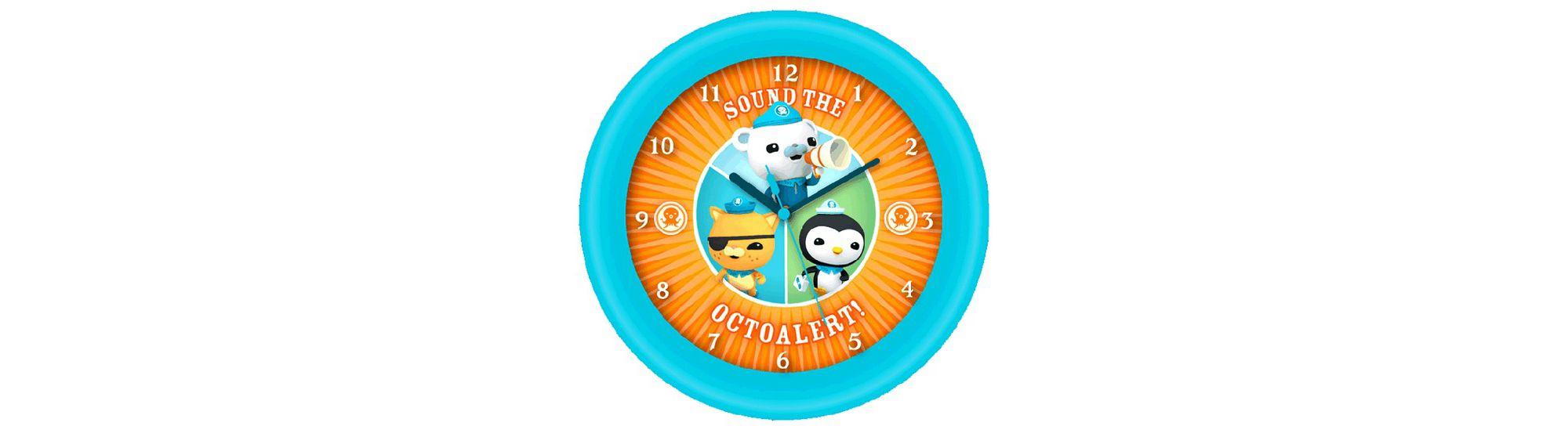 myshop octonauts wall clock zeon