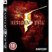 Resident Evil 5 (Platinum)