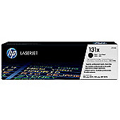 HP 131A Black Toner Cartridge (Yield 1600 Pages) for LaserJet Pro 200 Color M276n/M276nw Multifunction Printers