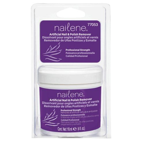 Nailene Remover Jar 77053 118ML
