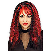 Sinister Wig - Red