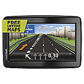 "TomTom Via 135 Sat Nav, 5"" LCD Touch Screen with Western European Maps"