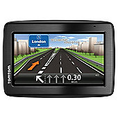 "TomTom Via 135 5"" Sat Nav with Lifetime Western Europe Map & Bluetooth Hands-Free Calling"