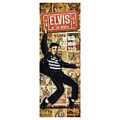 Elvis 2015 Slim Calendar
