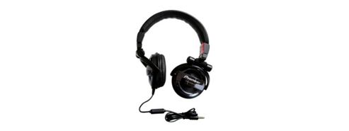Pioneer SE-MJ551T-H Fully-enclosed Dynamic Headphones with In-Line Microphone for iPhone