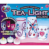 Jacks Tea-Light Holders Decoration Playset