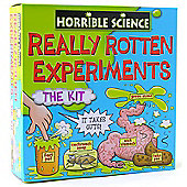 Horrible Science - Really Rotten Experiments Kit - Galt