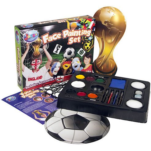 World Cup Face Painting Set