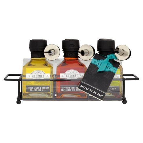 Gourmet Dipping Oil Trio