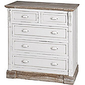 Hill Interiors New England 5 Drawer Chest