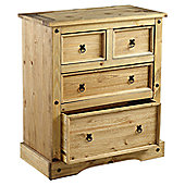Home Essence Corona 4 Drawer Chest