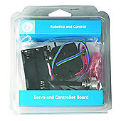 Servo And Controller Board Kit