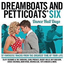Buy Dreamboats amp Petticoats 6 2 Cd From Our CD Range Tescocom