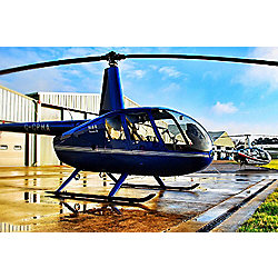 Tactical Helicopter Flying Lesson Special Offer - Weekends