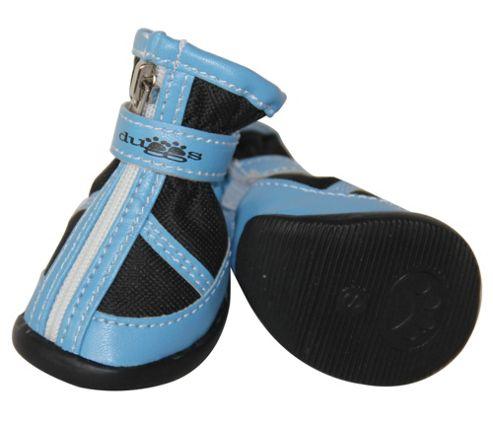 Duggs CP Biker Boot - LGE (7.6cm H x 4.7cm W) - Blue/Black