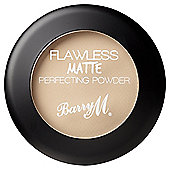 Barry M Flawless Matte Perfecting Powder 1 Light 8g