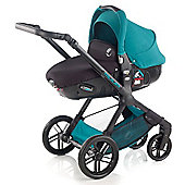 Jane Muum Matrix Light 2 Travel System (Peacock)