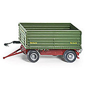 Fortune Two-Sideed Tipping Trailer With Storage Battery