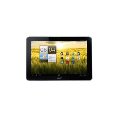 Acer Iconia A210 (10.1 inch) Tablet PC Tegra (T3) 1.3GHz 1GB 16GB eMMC WLAN BT Webcam Android 4.0 Ice Cream Sandwich GeForce Graphics (Grey)
