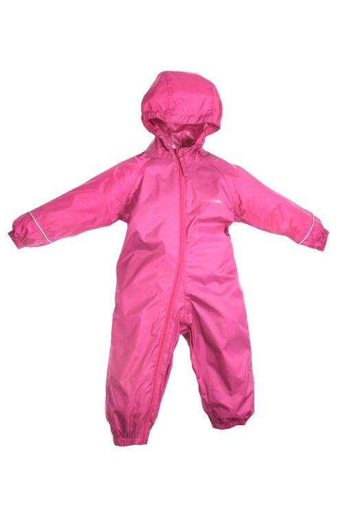 Kids / Childrens Puddle Waterproof Rainproof Rain Suit