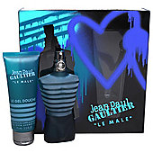 Jean Paul Gaultier Le Male 75Ml + 75Ml Shower Gel
