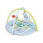 Mamas & Papas - Bubble Blue - Playmat & Gym