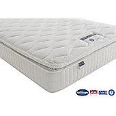Silentnight Spencer Mattress, 1000 Pocket Luxury Pillow Top