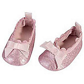 Baby Born Shoes Pink Shoes With Pink Bows