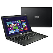 Asus X552EA 15.6-inch Laptop, AMD E1, 4GB RAM, 1TB - Black