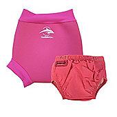 Konfidence Swim Nappy and Neo AquaNappy Pink