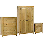 Home Essence Ecuador Bedroom Set