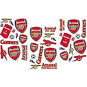 Arsenal FC Wall Stickers, 34