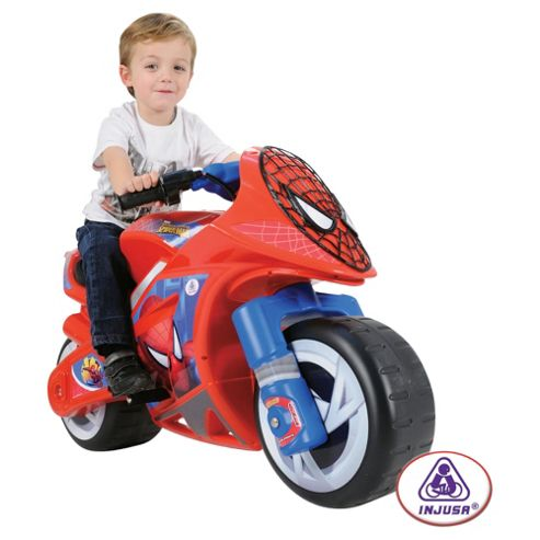Spiderman Spider Sense 6V Wind Bike