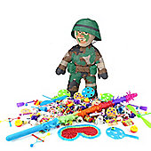 Army Man Pinata Kit